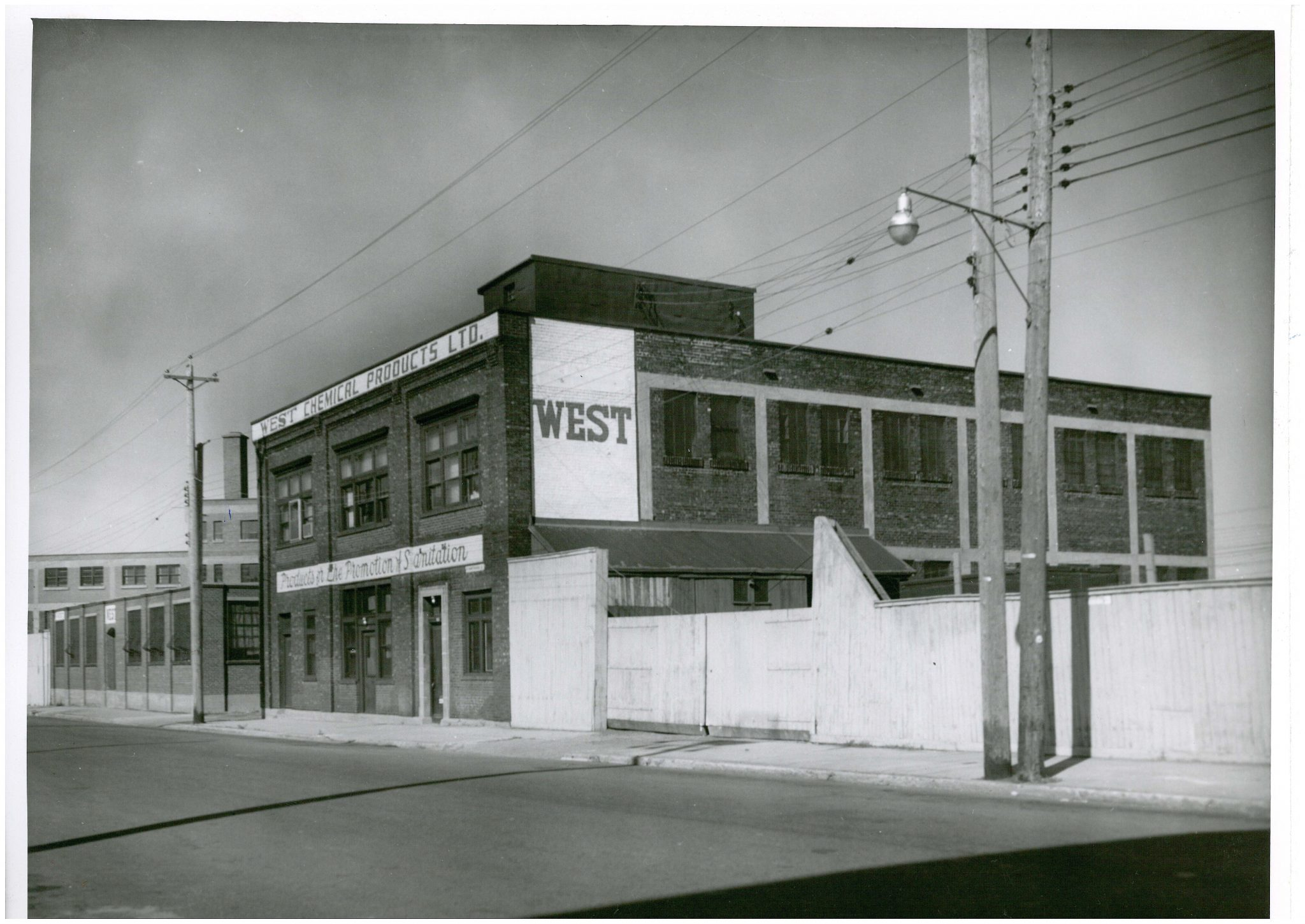 Historical building, 1958